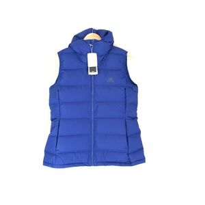 Adidas W Helionic duck down & feather vest Women's